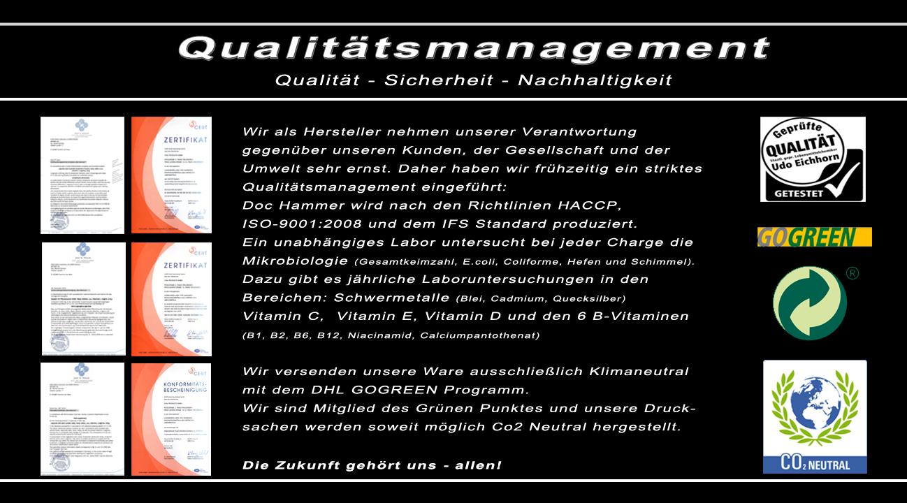 qualitätsmanegment