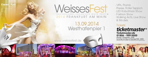 Weißen Fest Tour 2014